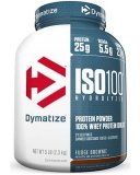 Dymatize / ISO 100 (1400 г) вкус - арахисовое масло