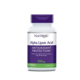Natrol / Alpha Lipoic Acid 300 mg (50 капс)