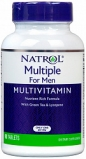 Natrol / Multiple for Men Multivitamin (90 табл)