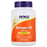 Now / Borage Oil 1000 мг (60 капс)