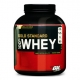 On / 100% Whey Gold Protein (2270 г) вкус - банан